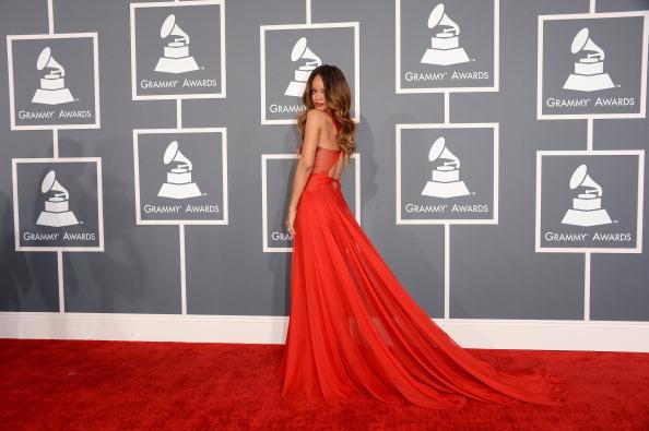 ドレス「The 55th Annual GRAMMY Awards - Arrivals」:写真・画像(14)[壁紙.com]