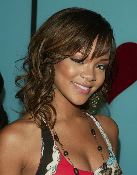 Green Eyeshadow「MTV TRL With Jamie Lynne Spears and Rihanna」:写真・画像(4)[壁紙.com]