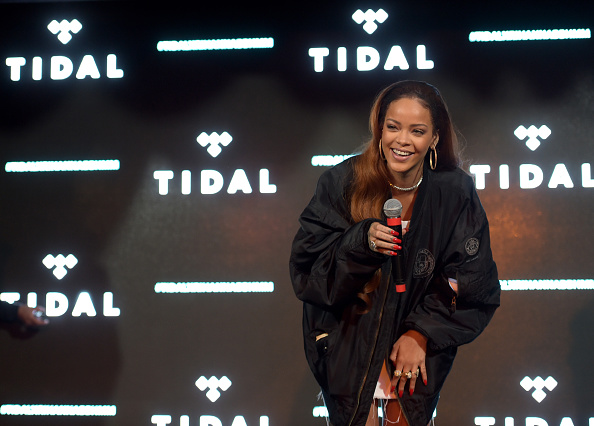 Music「Rihanna at TIDAL X: Rihanna」:写真・画像(3)[壁紙.com]