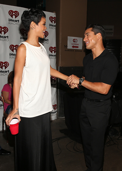 Mario Lopez「2012 iHeartRadio Music Festival - Day 1 - Backstage」:写真・画像(2)[壁紙.com]