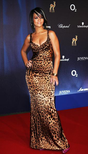 Leopard Print「Bambi Awards 2007」:写真・画像(2)[壁紙.com]