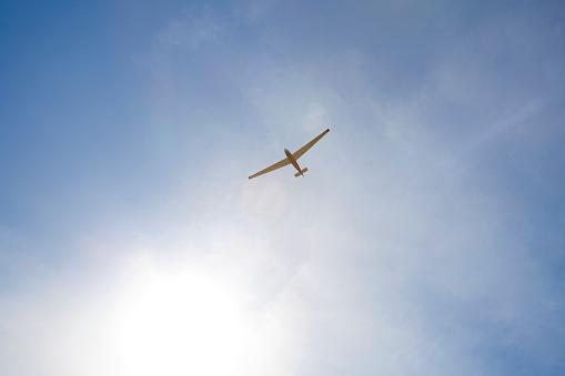 Glider「Motor glider, plane」:スマホ壁紙(18)