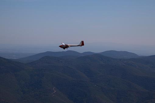 Glider「Motor glider, plane」:スマホ壁紙(19)