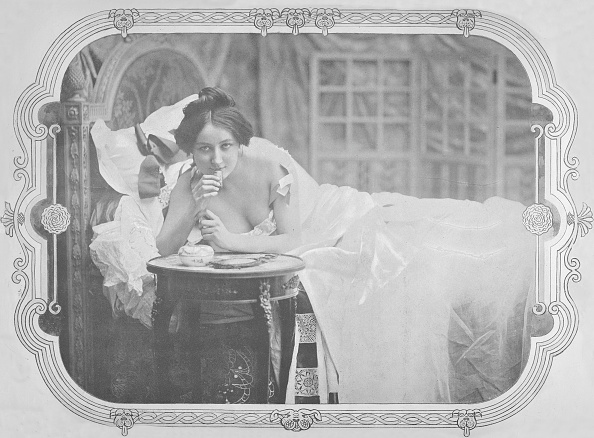 Art Nouveau「Le Reconfort」:写真・画像(7)[壁紙.com]