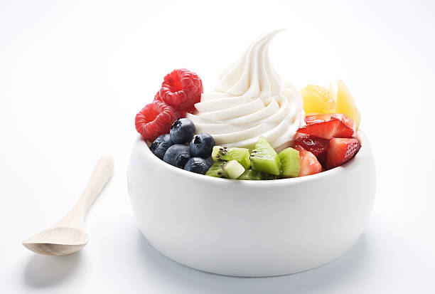 Soft Serve Frozen Yogurt - XXXL:スマホ壁紙(壁紙.com)