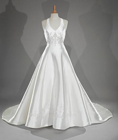 Wedding Dress「Classic Wedding Dress」:スマホ壁紙(15)