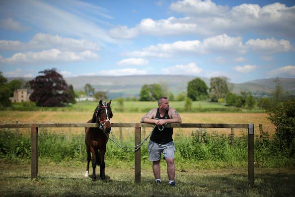 Passenger「Travellers Gather For The Annual Appleby Horse Fair」:写真・画像(10)[壁紙.com]