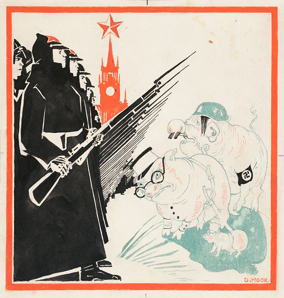 International Landmark「Nazi Hogs Stopped At The Gates Of The Kremlin By The Red Army」:写真・画像(0)[壁紙.com]