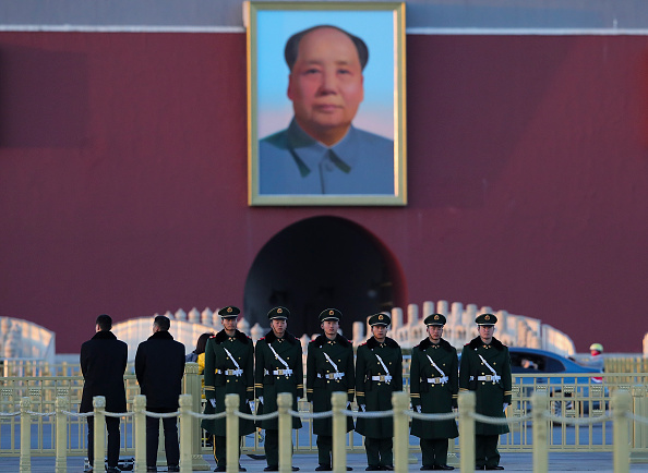Communism「China's National People's Congress Continues」:写真・画像(17)[壁紙.com]