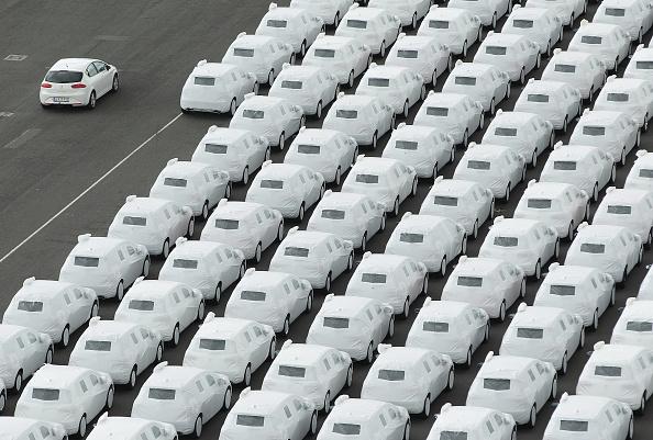 Industry「German Exports Strong Despite Euro Debt Crisis」:写真・画像(0)[壁紙.com]