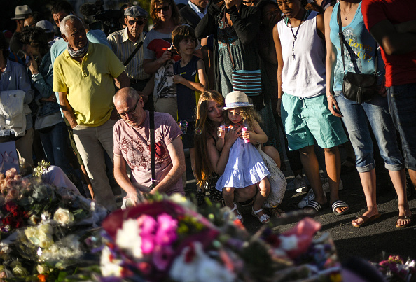 Nice - France「Bastille Day Truck Attack Kills 84 In Nice」:写真・画像(3)[壁紙.com]