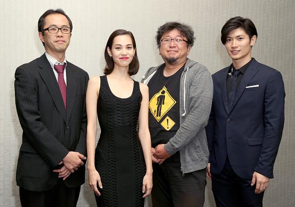 """Kiko Mizuhara「""""ATTACK ON TITAN"""" World Premiere」:写真・画像(6)[壁紙.com]"""