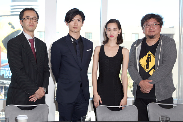 "Kiko Mizuhara「""ATTACK ON TITAN"" World Premiere」:写真・画像(17)[壁紙.com]"