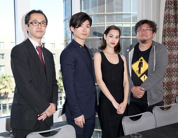 """Kiko Mizuhara「""""ATTACK ON TITAN"""" World Premiere」:写真・画像(7)[壁紙.com]"""