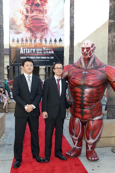 """進撃の巨人「""""ATTACK ON TITAN"""" World Premiere」:写真・画像(3)[壁紙.com]"""
