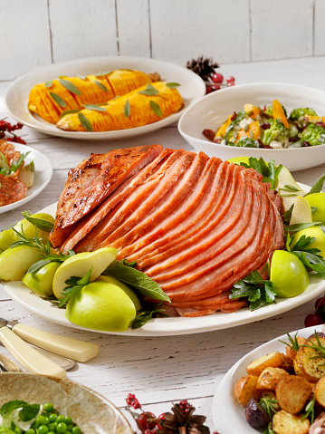 Glazed Ham「Holiday Spiral Ham Dinner」:スマホ壁紙(8)