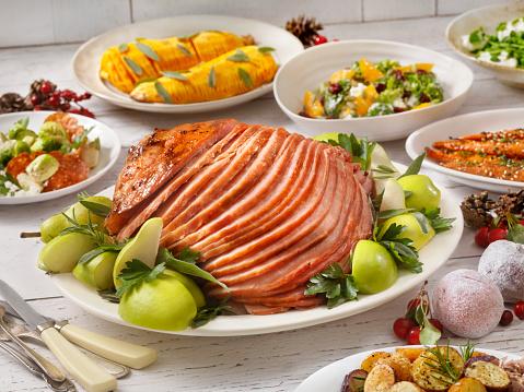 Buffet「Holiday Spiral Ham Dinner」:スマホ壁紙(14)