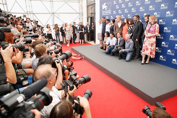 Tristan Fewings「'Everest' Photocall - 72nd Venice Film Festival」:写真・画像(19)[壁紙.com]