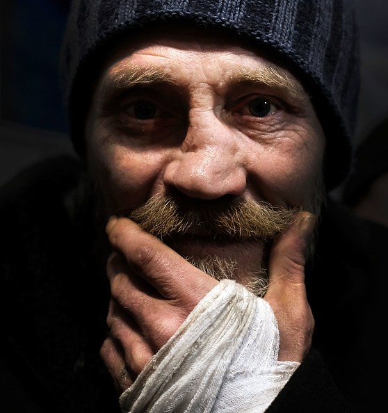Homelessness「A Glimpse Into Life In Russia Today」:写真・画像(17)[壁紙.com]
