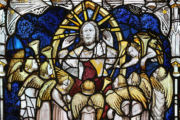 York - Yorkshire「Stained Glass Window Returned To York Minster After Extensive Restoration Work」:写真・画像(15)[壁紙.com]
