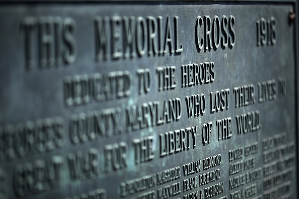 Religious Cross「Constitutionality Of Memorial Cross For WWI Military Fallen  In Maryland Debated」:写真・画像(12)[壁紙.com]