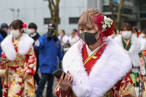 Teenager「Coming Of Age Day In Japan」:写真・画像(17)[壁紙.com]