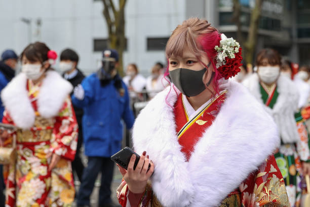 Coming Of Age Day In Japan:ニュース(壁紙.com)