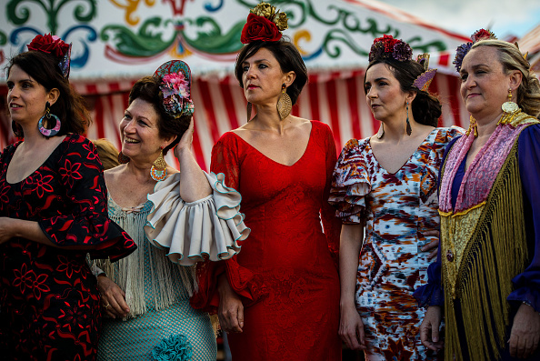 Tradition「Seville Celebrates The Feria de Abril」:写真・画像(17)[壁紙.com]