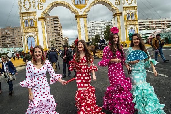 Tradition「Seville Celebrates The Feria de Abril」:写真・画像(1)[壁紙.com]