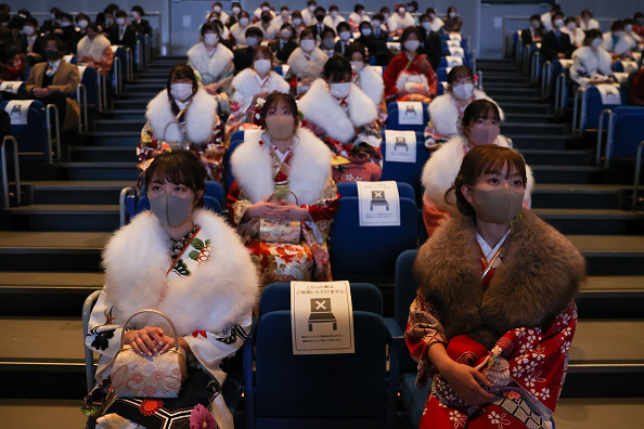 Teenager「Coming Of Age Day In Japan」:写真・画像(18)[壁紙.com]