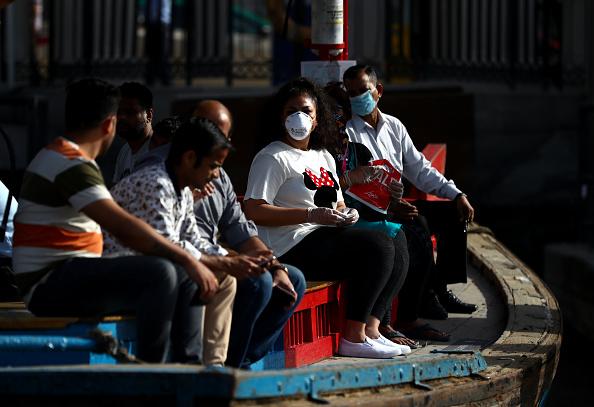Dubai Creek「The UAE Adjusts To Life Under The Coronavirus Pandemic」:写真・画像(17)[壁紙.com]