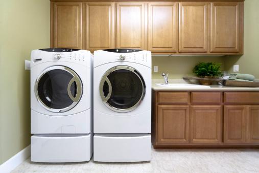 Dryer「Spacious Laundry Room」:スマホ壁紙(14)