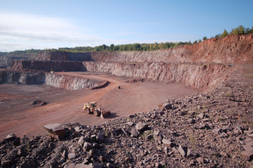 Road Construction「Quarry in Germany」:スマホ壁紙(19)