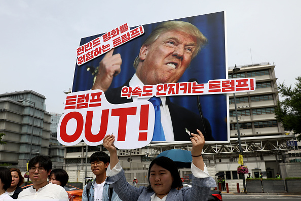 South Korea「S. Korea Reacts To U.S. Cancelling Summit With N. Korea」:写真・画像(18)[壁紙.com]