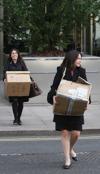 Downsizing - Unemployment「Lehman Brothers UK Business Placed Into Administration」:写真・画像(6)[壁紙.com]