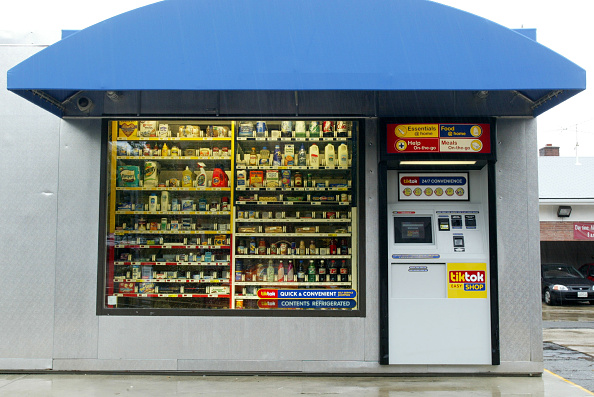 Machinery「Automatic Convenience Store」:写真・画像(13)[壁紙.com]