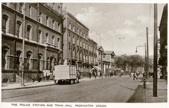 City Life「Police station and Town Hall, Paddington Green」:写真・画像(14)[壁紙.com]