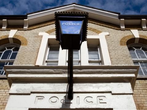 19th Century「Police station」:スマホ壁紙(8)