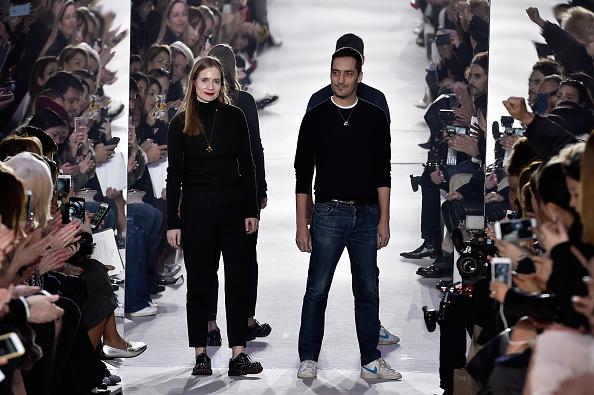 クリスチャンディオール「Christian Dior : Runway - Paris Fashion Week Womenswear Fall/Winter 2016/2017」:写真・画像(5)[壁紙.com]