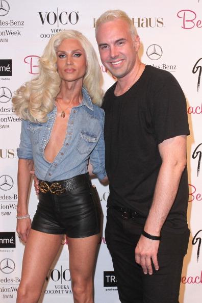金髪「Beach Bunny Featuring The Blonds - Backstage - Mercedes-Benz Fashion Week Swim 2015」:写真・画像(13)[壁紙.com]