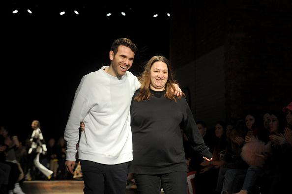 London Fashion Week「Marques'Almeida - Runway - LFW February 2017」:写真・画像(6)[壁紙.com]