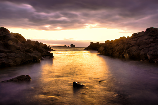Jeju Island「Sea of the Dawn VD702」:スマホ壁紙(8)