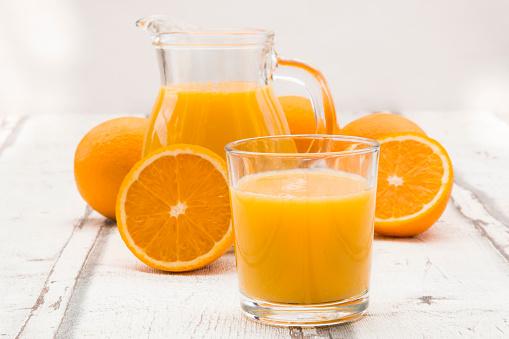 Orange - Fruit「Freshly squeezed orange juice」:スマホ壁紙(5)