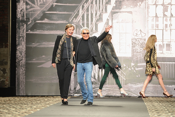 Gratitude「Just Cavalli: Runway - Milan Fashion Week Womenswear Autumn/Winter 2012/2013」:写真・画像(6)[壁紙.com]