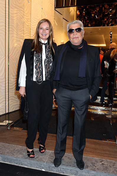 Roberto Cavalli - Designer Label「Roberto Cavalli - Boutique Opening - Milan Fashion Week Womenswear Autumn/Winter 2014」:写真・画像(14)[壁紙.com]
