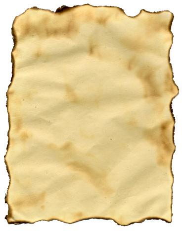 Burnt「Burned Paper」:スマホ壁紙(10)
