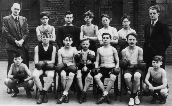 12-13 Years「Boxing Kray Twins」:写真・画像(11)[壁紙.com]