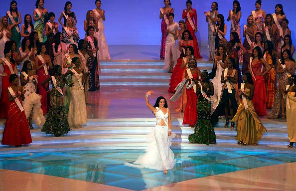 Cancan Chu「Miss World 2005 Finals」:写真・画像(7)[壁紙.com]