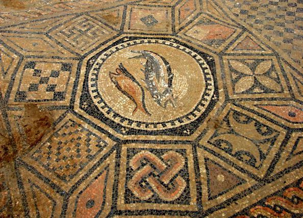 Fish「Ancient Christian Church Found In Israel」:写真・画像(14)[壁紙.com]
