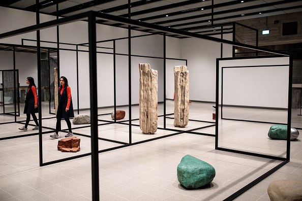 Hayward Gallery「Space Shifters Exhibition Opens At The Haywood Gallery」:写真・画像(11)[壁紙.com]